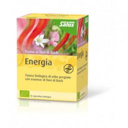 TISANA FIORI DI BACH - ENERGIA integratore alimentare per ENERGIA E VITALITÀ