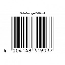 SALUFRANGOL 100 ML EAN Code