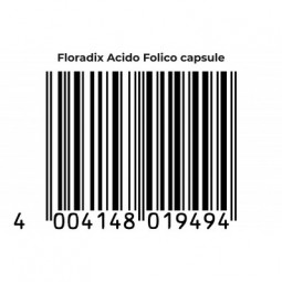FLORADIX® Acido Folico - Capsule integratore alimentare per CARENZA DI FERRO