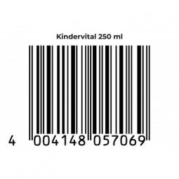 KINDERVITAL® Formula classica integratore alimentare per JUNIOR