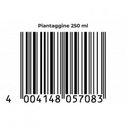 PIANTAGGINE EAN Code