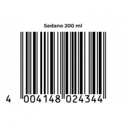 SEDANO SUCCO EAN Code