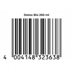 DETOX BIO integratore alimentare per DEPURATI NATURALMENTE