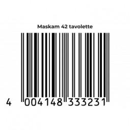 MASKAM 42 Tavolette integratore alimentare per REGOLA L' INTESTINO