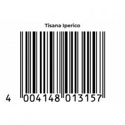 TISANA IPERICO EAN Code