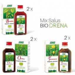 Mix di succhi di pianta fresca Bio Drena